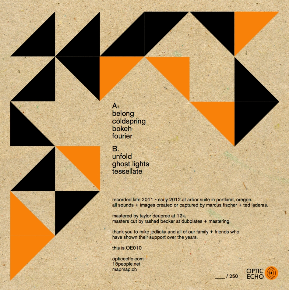 Optic Echo Records - Tessellations - oe010_cover-back-bg