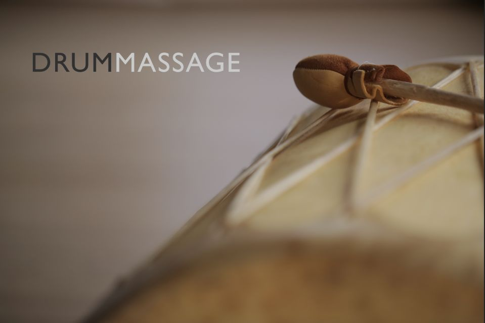 Drummassage cover